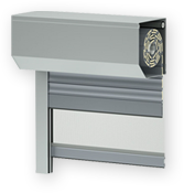 Rolety aluminiowe zewnętrzne z ekranem SOLTIS