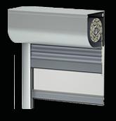 Rolety aluminiowe zewnętrzne